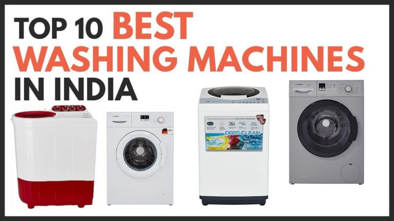 Top 10 Best Washing Machines in India